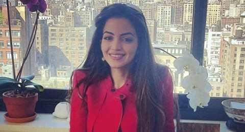 ملاك ابو شقرة اول شابة من ام الفحم تحصل على لقب الدكتوراه