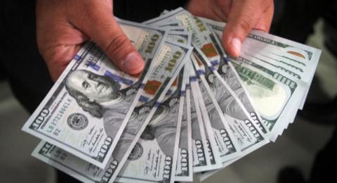 أسعار صرف العملات مقابل الشيكل لليوم