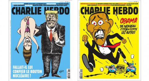 العليا تصدر قرارا اساسيا في التماس الطيبي ضد توزيع مجلة شارلي ابدو
