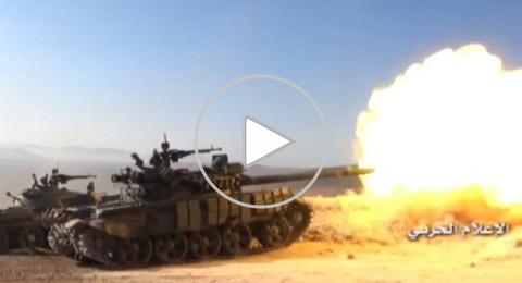 معركة مزدوجة سورية لبنانية ضمن جغرافيا واحدة وضد عدو واحد