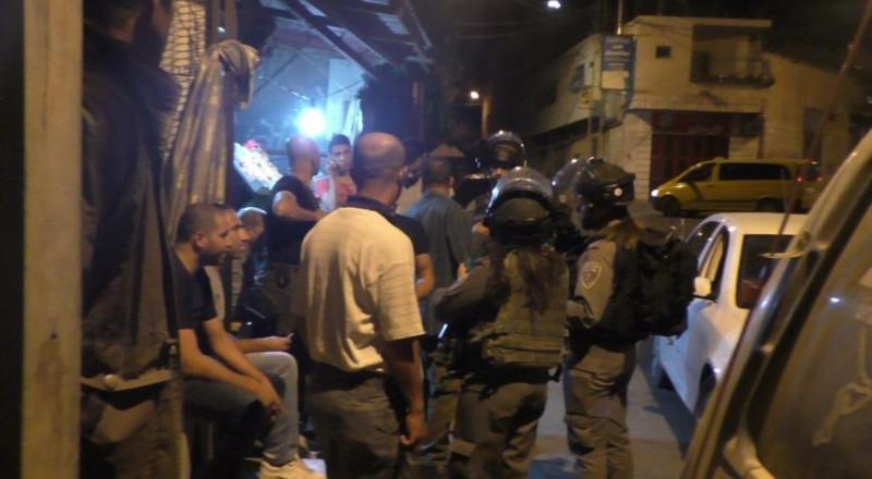 الجيش الاسرائيلي يعتقل 5 مواطنين بالضّفة الغربية