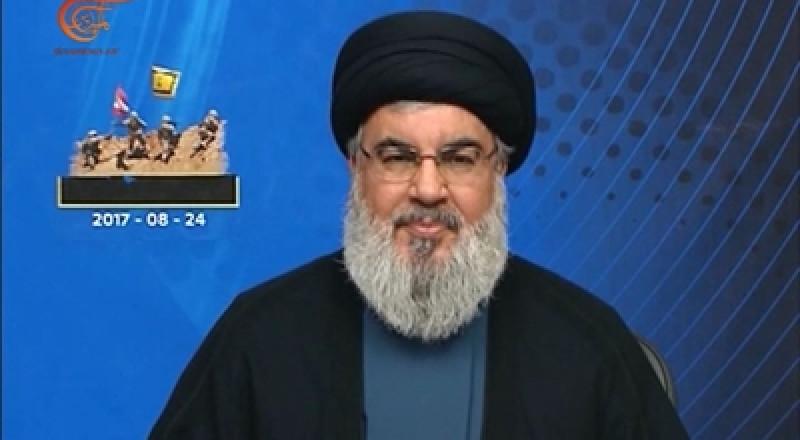 نصرالله: نقاتل لتحقيق أهداف لبنانية وسورية...والمعركة لا يمكن تجزئتها