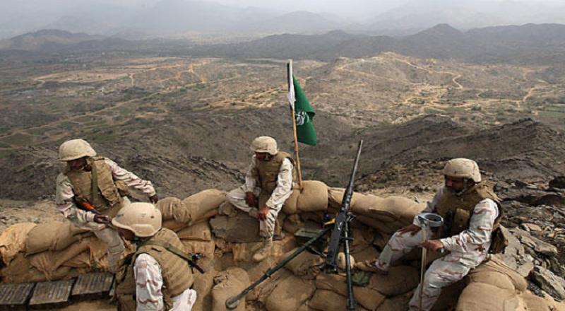 مقتل جندي سعودي في معارك على الشريط الحدودي مع اليمن