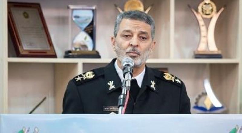 ضابط إيراني كبير يعلن عن