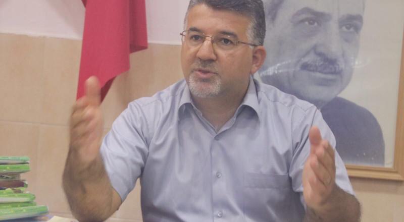 النائب جبارين يرد على مقالة المستشرق بيركو التحريضية ضده وضد الشيخ صلاح