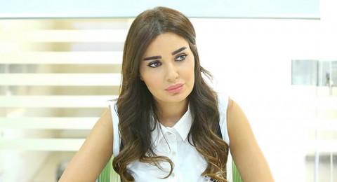 سيرين عبد النور تمضي نهاراً بين الطلاب والصحفيين
