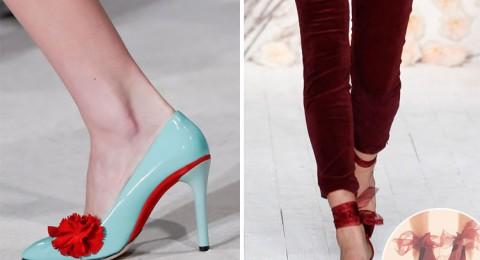 الأحذية الأكثر أناقة في أسبوع نيويورك للموضة