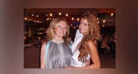 ابنة ملكة جمال الكون السابقة جورجينا رزق .. أجمل من أمها؟