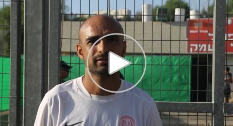 حسام أبو صالح: كل لاعب مميز في الداخل عليه الالتحاق بالدوري والمنتخب الفلسطيني
