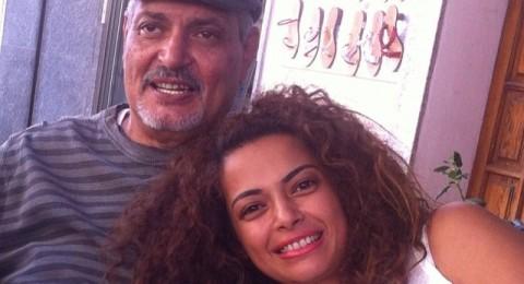 صورة داليا مصطفى مع والدها تثير الجدل