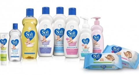 ماركة العناية بالأطفال Soft Care  تفخر بإطلاق: Soft Care  مجموعة عناية جديدة للأطفال  خصيصا لبشرة طفلك الناعمة!