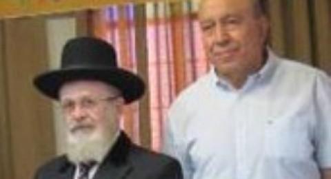 راب عكا يوسف يشار والنائب زهير بهلول في صرخة مشتركة ضد قانون منع الاذان