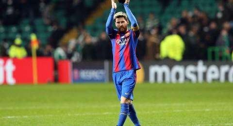 ميسي يفتح باب التكهنات حول مستقبله مع برشلونة