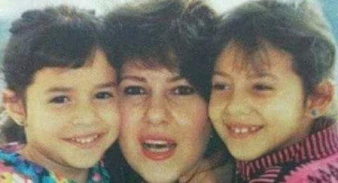 دنيا سمير غانم تنشر صورة من طفولتها