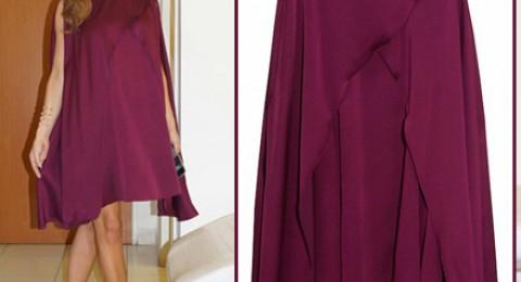كم يبلغ ثمن فستان هيلدا خليفة في برنامج ستار اكاديمي؟