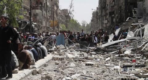 هل بدأت أزمة مخيم اليرموك بالإنفراج؟