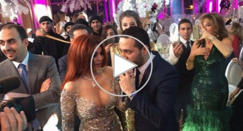 حسين الديك يُغني لهيفاء وهبي!
