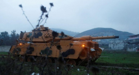 مصر: عملية عفرين انتهاك جديد للسيادة السورية
