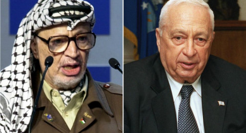 كتاب جديد يكشف: هكذا حاول شارون اغتيال عرفات عام 1982