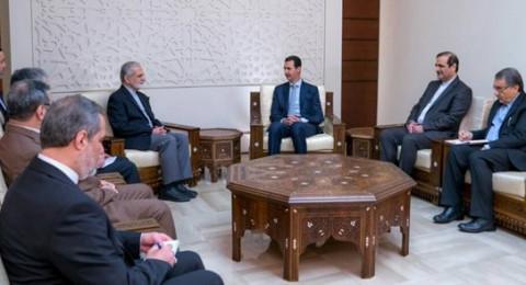 الأسد: ما يجري في عفرين عدوان غاشم