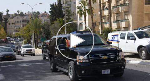 إجراءات إسرائيلية مشددة بالقدس لتأمين زيارة
