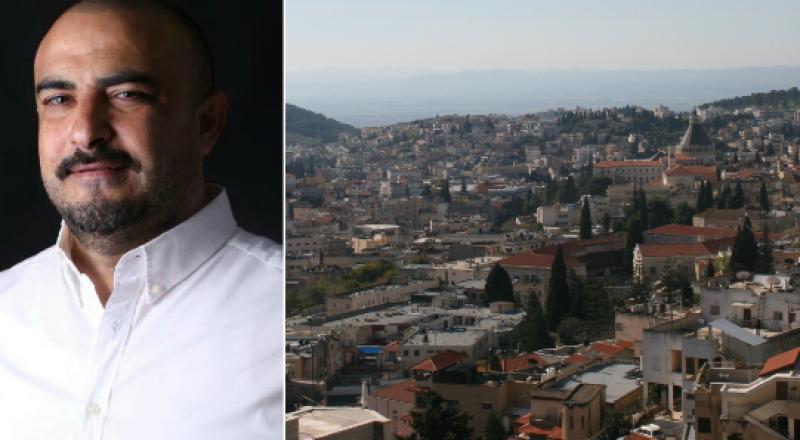 رامي بزيع لبكرا: سأكون رئيس بلدية الناصرة القادم