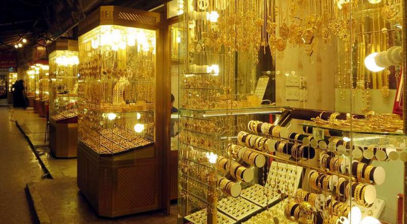 الذهب يرتفع لأعلى قيمة في 5 سنوات
