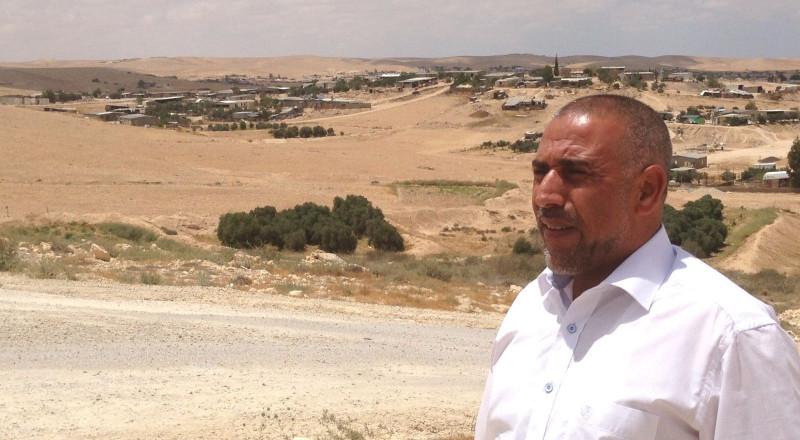 النائب أبو عرار يطالب الحكومة وقف هدم البيوت في النقب.