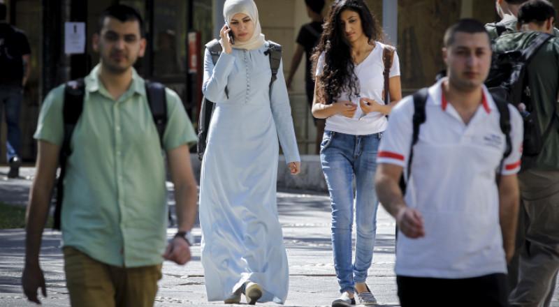 عدد الجامعيين العرب في إسرائيل ارتفع بنسبة 80% في السنوات الأخيرة