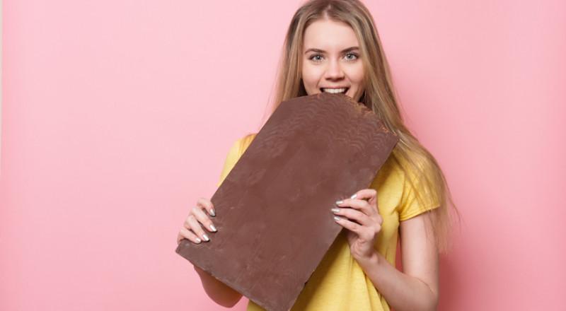بارقة أمل لأصحاب الوزن الزائد من مدمني الشوكولا