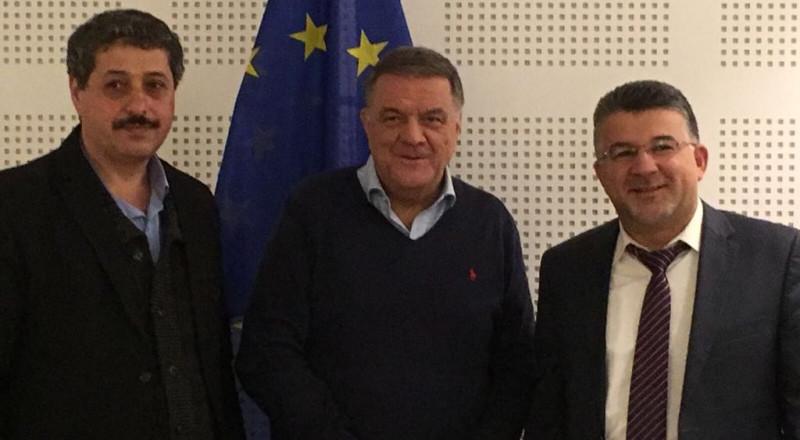 البرلمان الاوروبي سيناقش قضايا التمييز ضد العرب بمشاركة النائب يوسف جبارين