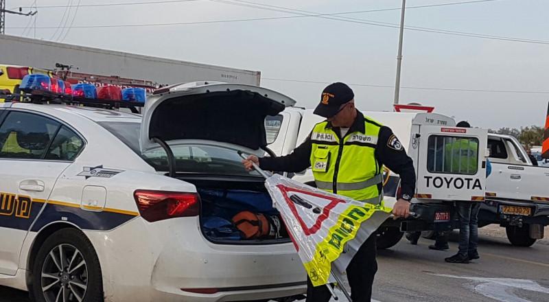 الشرطة: العثور على جثة طفل بجانب منزل عائلته في بير هداج!