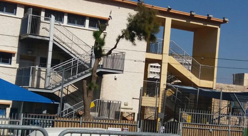 بلدية حيفا تعترف بتقصيرها تجاه مدرسة حوار الرسمية