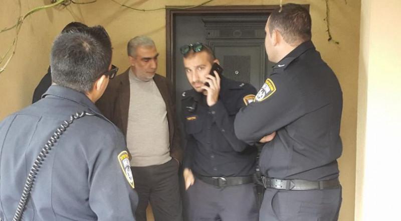 الشرطة تعتقل الشيخ كمال الخطيب