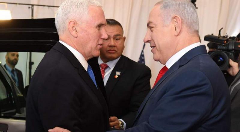 بنس: الاعتراف بالقدس عاصمة لإسرائيل يساعد على تحقيق السلام