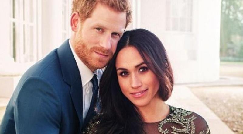 قصة حب الأمير هاري وميغان ماركل تتحول إلى فيلم