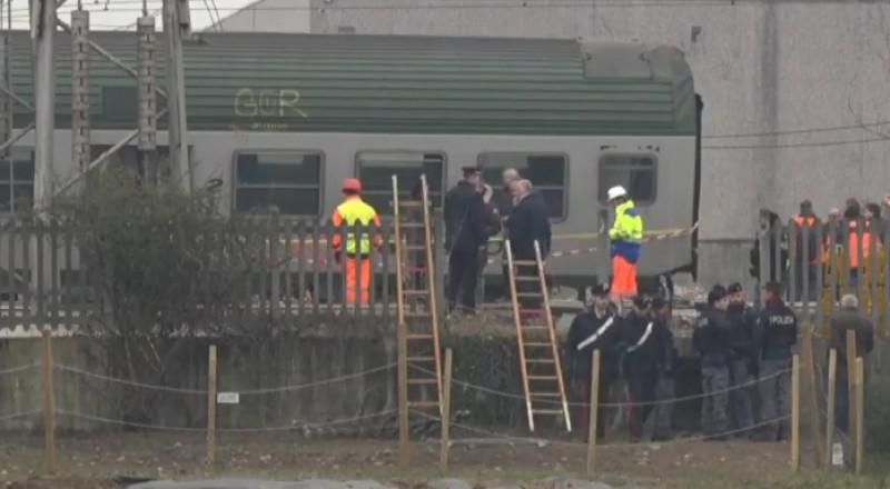 ايطاليا: مقتل 3 أشخاص جراء خروج قطار عن القضبان