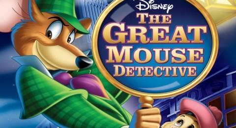 الفأر المحقق العظيم The Great Mouse Detective