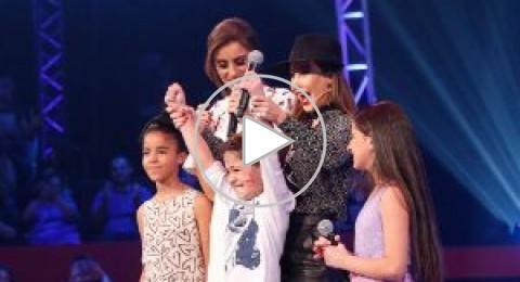 فاتتكم مشاهدة الحلقة الثامنة من The Voice Kids؟