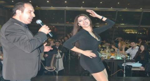 وسام الأمير وأجمل السهرات مع الفنانة ناريمان عبود