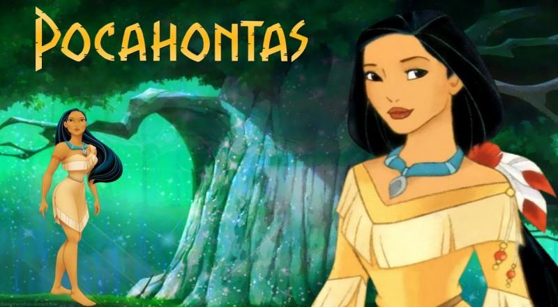 Pocahontas Online-Latino