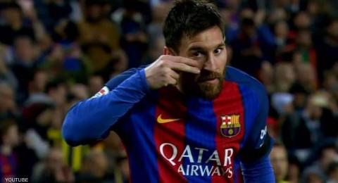 الحل لفوز برشلونة بالدوري..إعارة ميسي لملقا