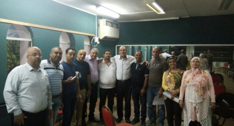انتخاب محمد عبد العزيز رئيسا لاتحاد لجان اولياء امور المدارس في الناصرة