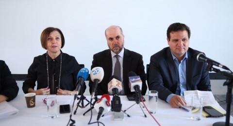 النائب عودة خلال مؤتمر في القدس: هناك حلان اما انهاء الاحتلال واقامة الدولة الفلسطينية واما دولة ابارتهايد