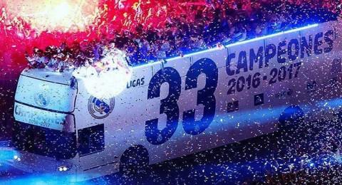 برشلونة يبادر بتهنئة ريال مدريد على إحرازه لقب الليغا