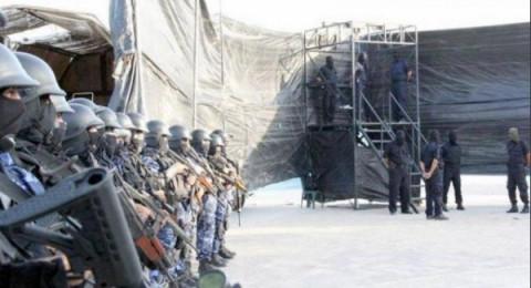 غزة: القضاء العسكري ينفذ حكم الإعدام بحق قتلة الشهيد فقها