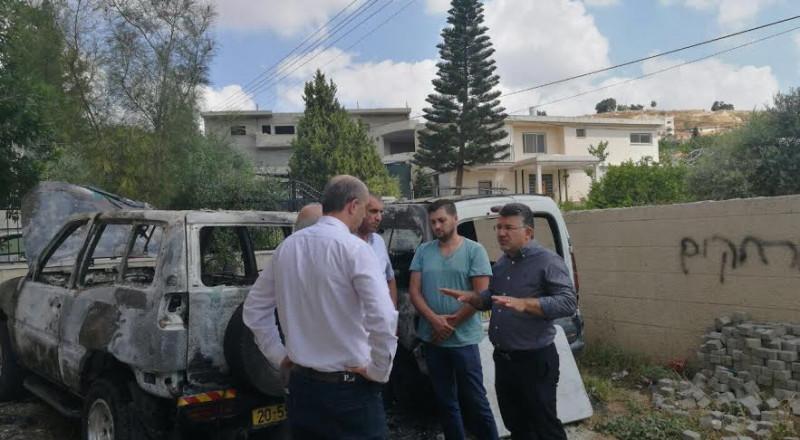 النائب جبارين: نتهم الشرطة بالمسؤولية عن استمرار