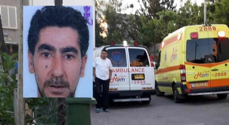 سخنين: مصرع خير محمد بدارنة (47 عامًا) اثر سقوطه عن سطح منزله
