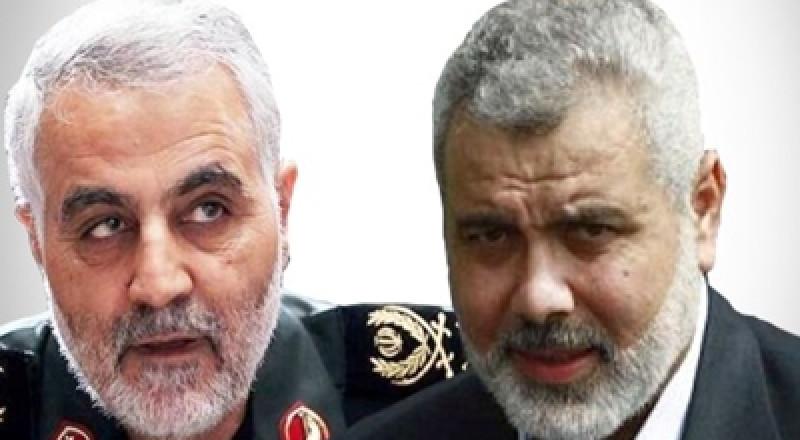 سليماني لهنية: نتطلع لتعزيز التكامل مع حماس لإعادة الألق للقضية الفلسطينية