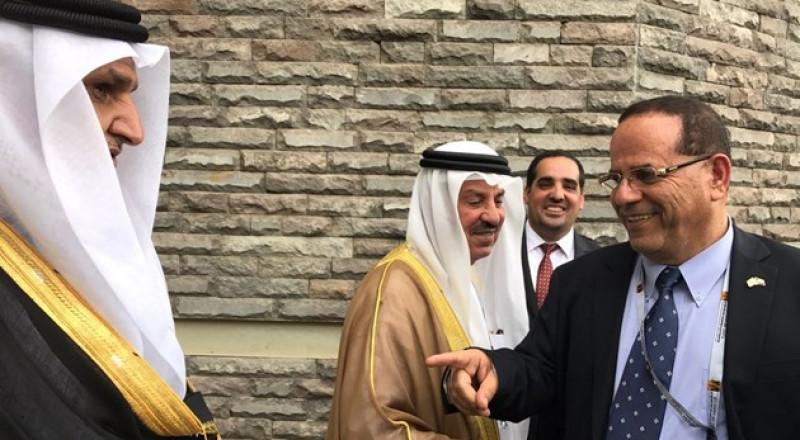 وزير إسرائيلي يلتقي مسؤولين خليجيين في الأكوادور